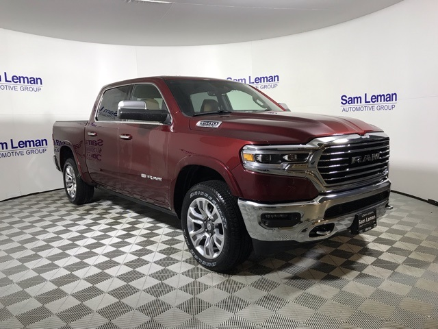 new 2019 ram all new 1500 laramie longhorn crew cab in morton r6155 rh samlemanmorton com