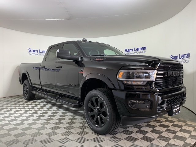 NEW 2019 RAM 2500 LARAMIE CREW CAB 4X4 8' BOX