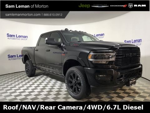 Ram 2500 For Sale >> New 2019 Ram 2500 Laramie Crew Cab In Morton R6749 Sam Leman