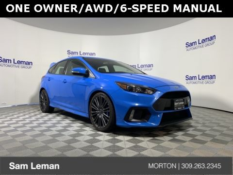 Pre-Owned 2017 Ford Focus RS